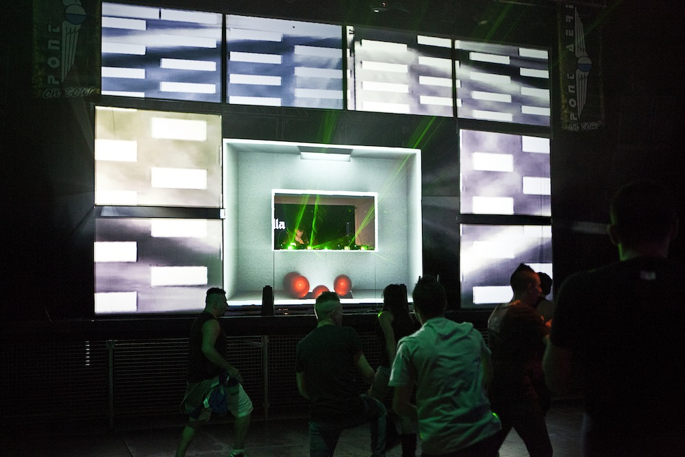 CAbina DJ 3D Mapping